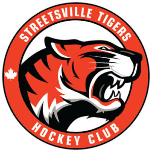 Streetsville Tigers Hockey Logo